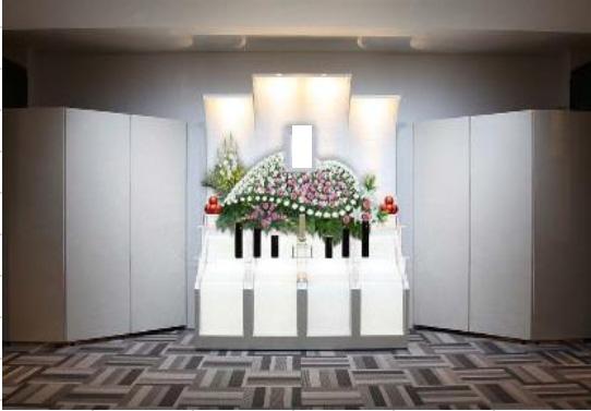 生花装飾15万円